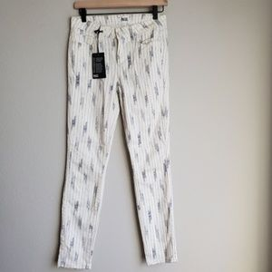 Paige Verdugo Ankle in Nori size 28 NWT